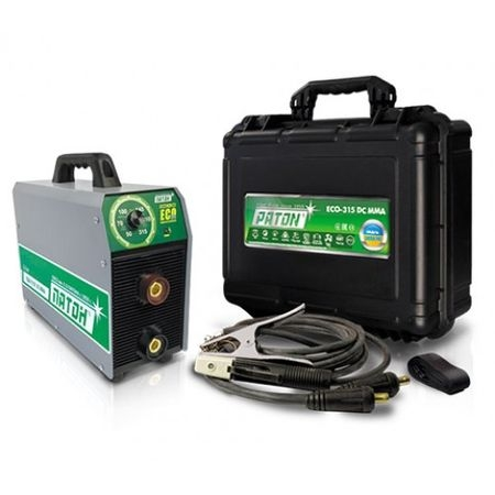 Aparat sudura invertor PATON VDI-315E, 380V, MMA 315A, electrod 1.6 - 4.00mm 0