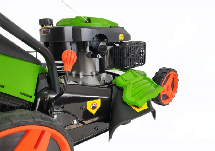 Masina de tuns gazonul Procraft PLM 460 autopropulsie , Benzina, 3.5 CP, 3000 rot/min, 146 cc, cutit rezerva 8874 [4]