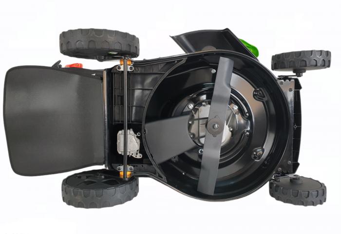 Masina de tuns gazonul Procraft PLM 460 autopropulsie , Benzina, 3.5 CP, 3000 rot/min, 146 cc, cutit rezerva 8874 [6]