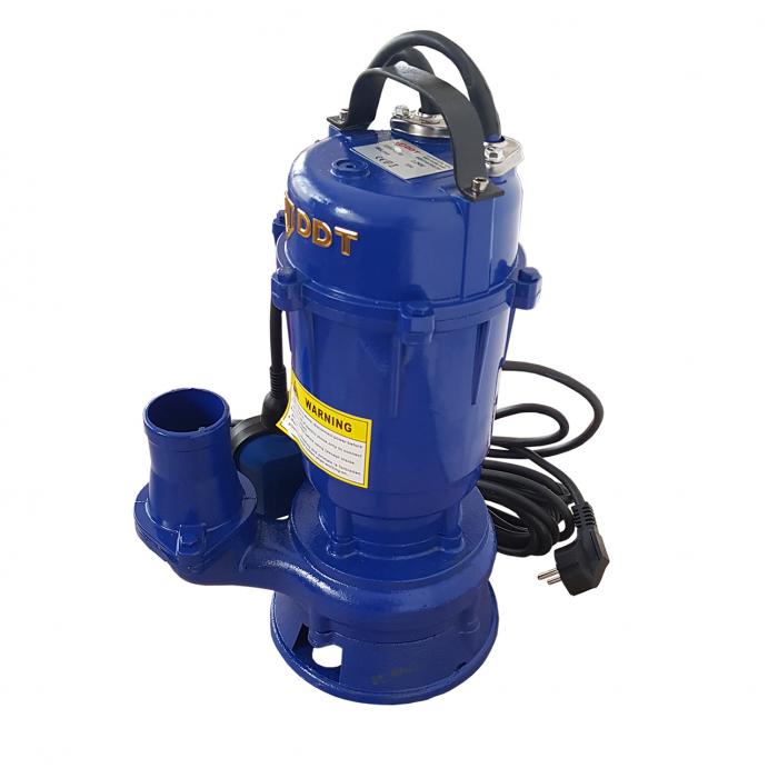 Pompa apa murdara submersibila cu tocator si plutitor, DDT, WQCD, 2200 W, 8 m³/h [2]