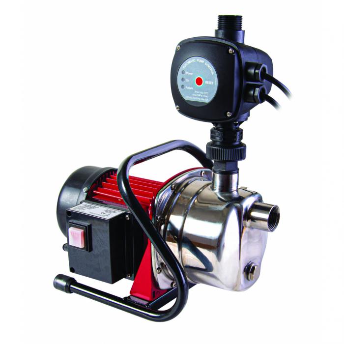 Pompa de apa centrifugala cu presostat electronic RAIDER RD-WP17, 1200 W [0]