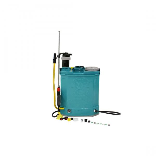 Pompa stropit acumulator, vermorel 16L, 2 in 1 ( electrica+manual ), 12 V, Micul Fermier ( Pandora ) GF-1326 [0]