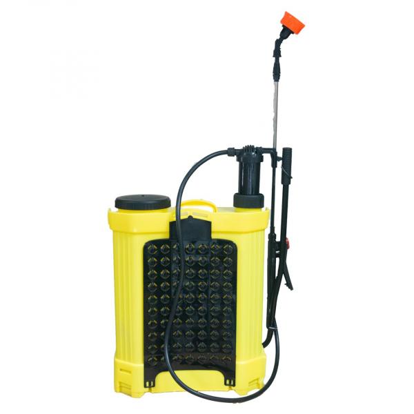 Pompa stropit acumulator, vermorel 20L, 2 in 1 ( acumulator+manuala) 12v, 5 bar, TATTA 2