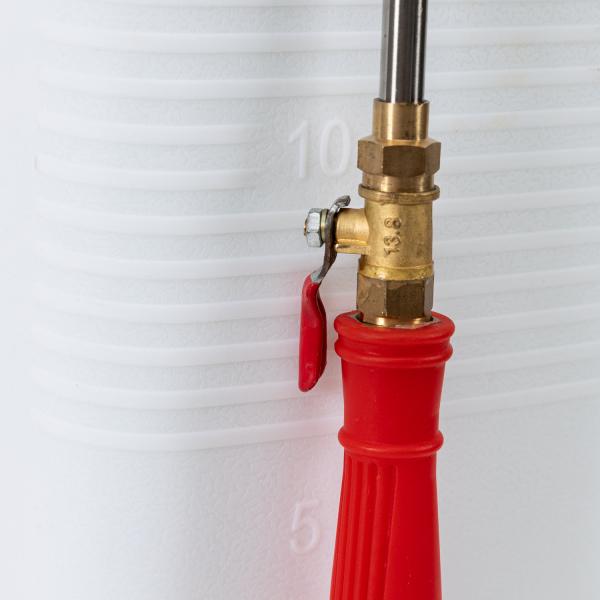 Pompa stropit acumulator, vermorel 16L, 12 V, 4.5 bari, 9 Ah, Detoolz (DZ-P110) 4