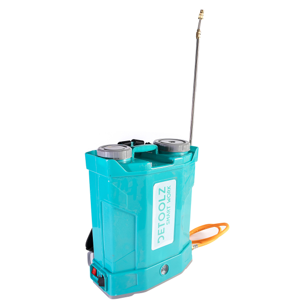 Pompa stropit acumulator, vermorel 16L, 12 V, 6 bari, 8 A, Detoolz (DZ-P109) [1]