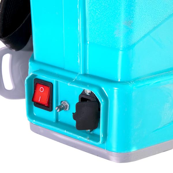 Pompa stropit acumulator, vermorel 16L, 12 V, 6 bari, 8 A, Detoolz (DZ-P109) [3]