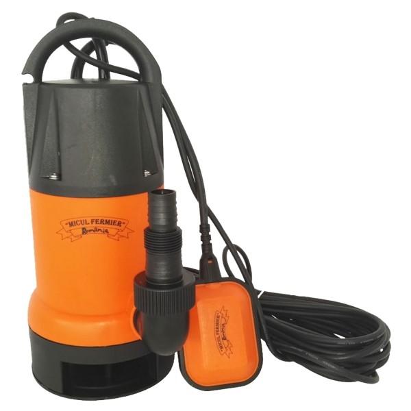 Pompa submersibila plastic pentru apa murdara 750W Micul Fermier GF-0723 [0]