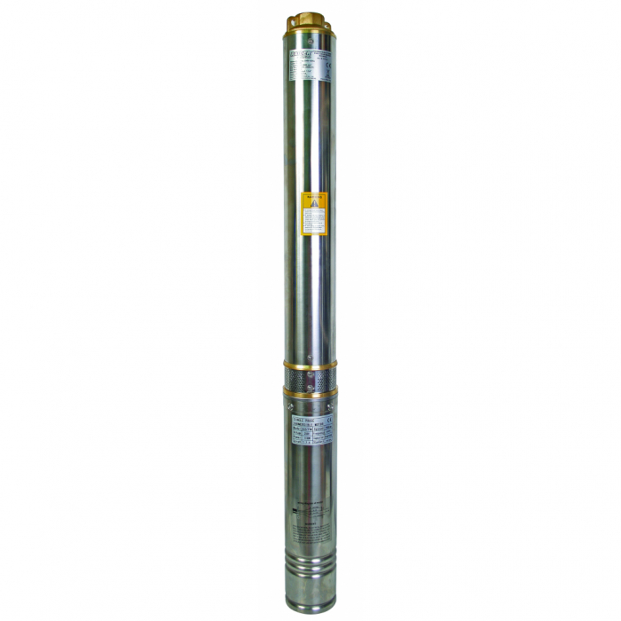 "Pompa submersibila apa curata 1.1KW,1.1/4"" ,80L/min ,91m ,14 Turbine Raider RD-WP24 [0]"