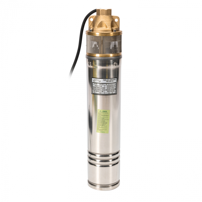 Pompa submersibila 65m PRO 4SKM-100 MF 2.7mc/h Micul Fermier GF-0744 [1]