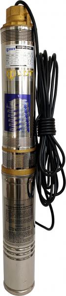 Pompa submersibila de mare adancime, DDT, 4QJD2-8, 1100 W, 8 turbine, Inox 1