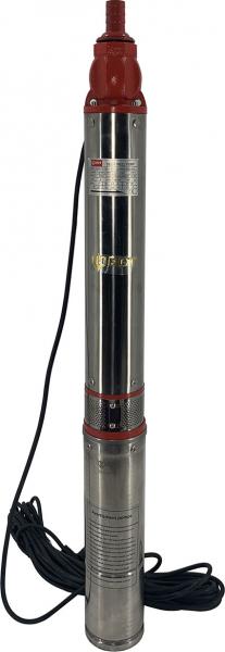 Pompa submersibila de mare adancime, DDT, QJD12-120-1.8, 1800 W, 8 m³/h, 12 turbine, Inox 0
