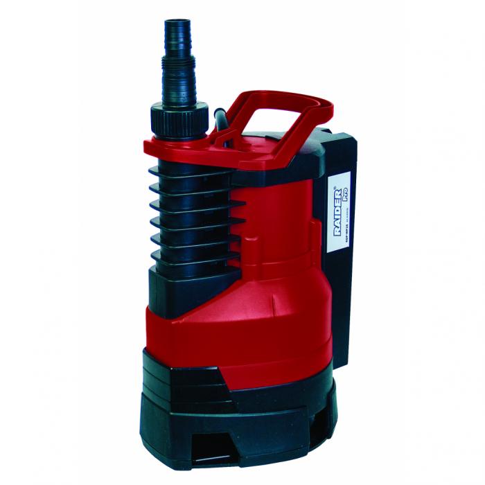 "Pompa de apa murdara submersibila, plutitor integrat, 400W 1"" 150L/min 5m Raider RD-WP28 [0]"