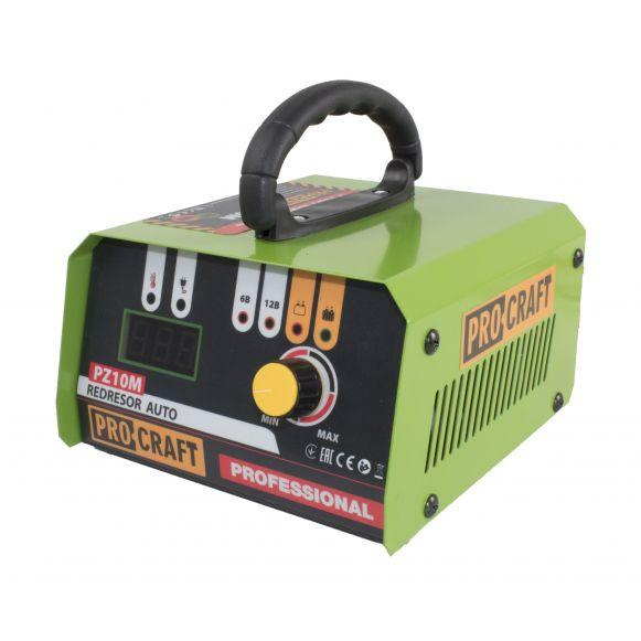 Redresor auto Procraft PZ10M, 165W, tensiune de iesire 6-12V [0]