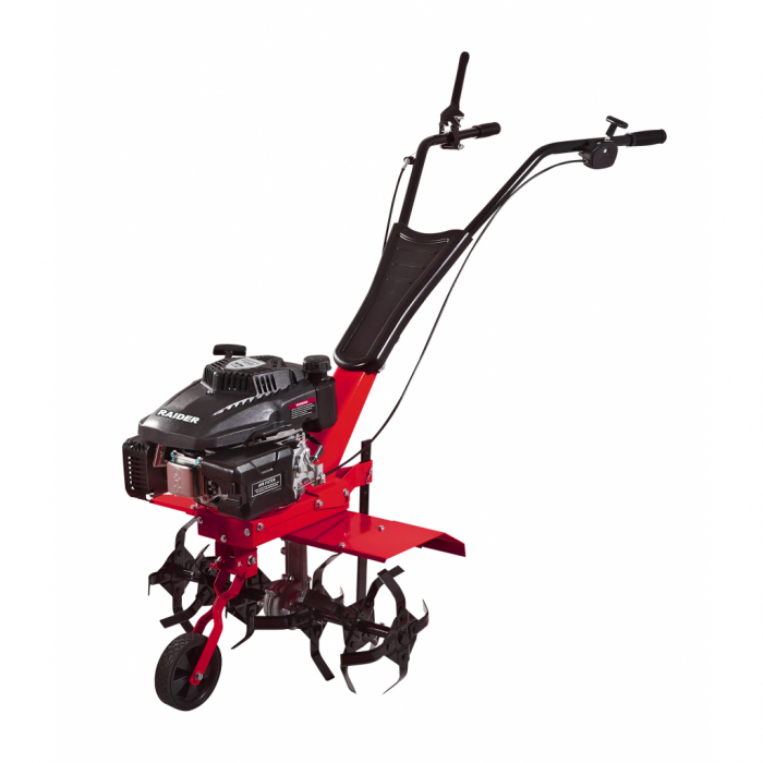 Motosapatoare pe benzina 161 cc 3kw (4 cp) 600mm RD-T09, motor puternic. [0]
