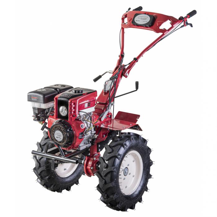 Motocultor pe benzina 9.7 Kw (13 cp) 1400 mm 2+1 viteze RD-T10 cu accesorii incluse [0]