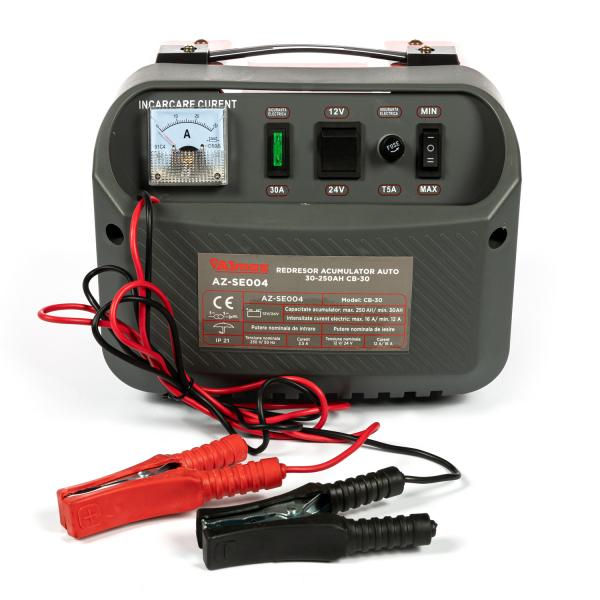 Redresor incarcare acumulator auto 30-250Ah CB-30 ALMAZ AZ-SE004 1