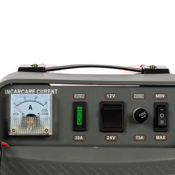 Redresor incarcare acumulator auto 30-250Ah CB-30 ALMAZ AZ-SE004 4