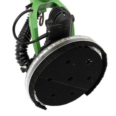 Slefuitor pereti cu aspirator si LED, 1050W, ProCraft EX1050E, Model 2019 1