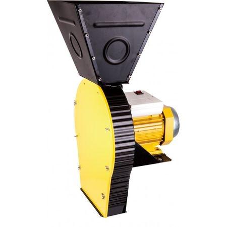Moara electrica pentru uruiala si cereale MPN, 3.5 KW, 3000 Rpm, 500 kg/h [0]