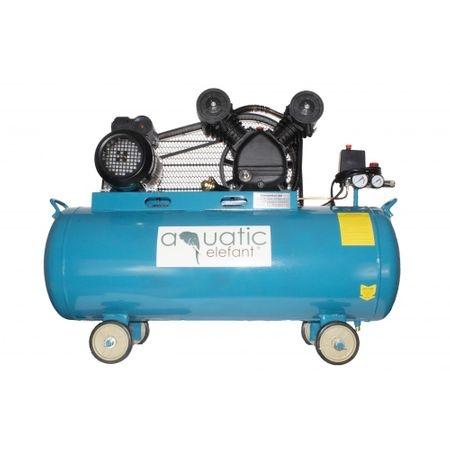 Compresor aer 2.2 KW, 100L, 2850 RPM, Aquatic Elefant XY2065A-100 0