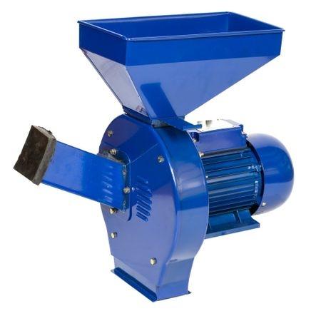 Moara cereale si furaje 2500W, 2800 RPM, 200kg/ora, TEMP-4, bobinaj cupru, 4 site [1]