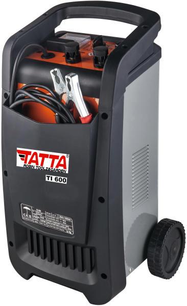 Robot de pornire auto Tatta TI600 Profesional, curent de incarcare max 50A, curent pornire 540A, putere 2.0 KW [0]