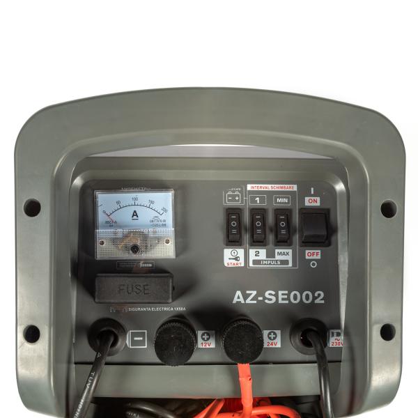 Robot pornire incarcare auto 20-1200Ah CD-430 ALMAZ AZ-SE002 3
