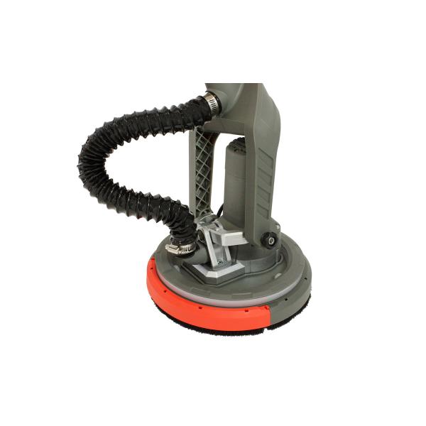 Slefuitor pentru pereti, pliabil cu aspirator Almaz AZ-EC001, LED, 750W, Ø225mm 1