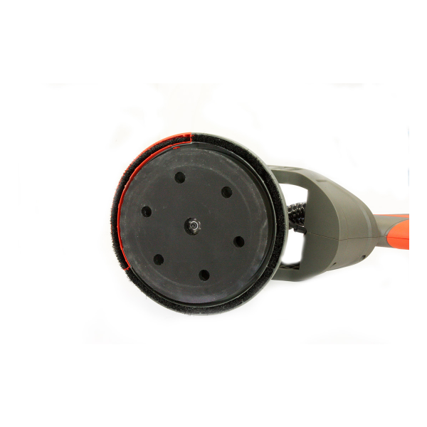 Slefuitor pentru pereti, pliabil cu aspirator Almaz AZ-EC001, LED, 750W, Ø225mm 4