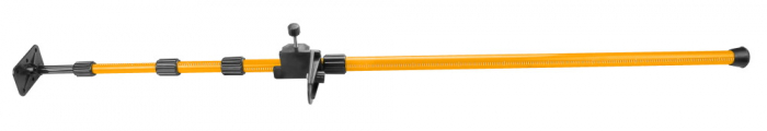 Stativ pentru nivela laser, 3.85m, ajustabila, Tolsen 35168 [0]