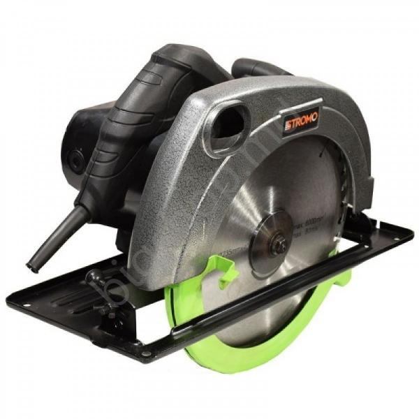 Fierastrau circular Stromo SC2550, 2550 W, 4100 RPM 0