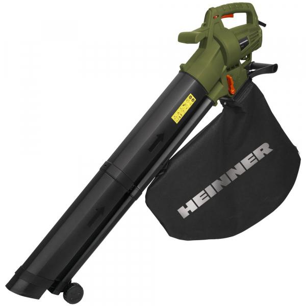 Suflanta/Aspirator frunze HEINNER VSAF002, 3500 W, 15000 RPM, sac colector 40 l 0