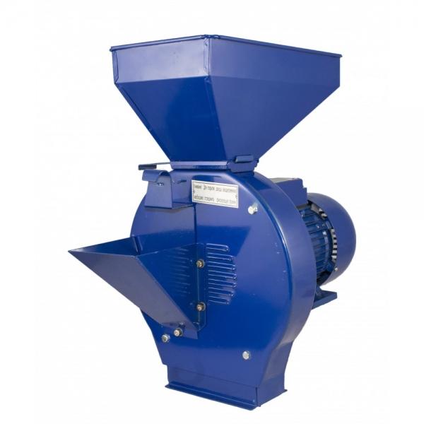 MOARA ELECTRICA CU CIOCANELE TEMP 2, 2.5 KW, 200 KG/H, 2800 RPM, 4 SITE 0