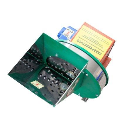 Tocator - Razatoare electrica (cuva inox) pentru fructe, legume, radacinoase (sfecla, varza, mere, cartofi) Ucraina 1