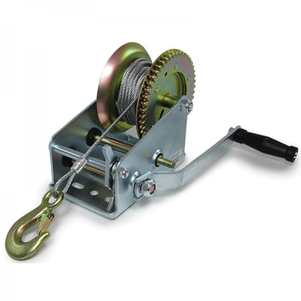 Troliu manual / Winch 2500 Lbs (1100 kg) 1