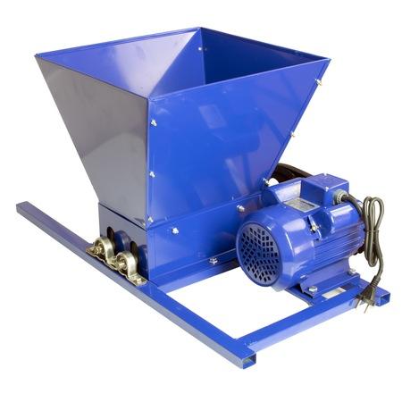 Zdrobitor struguri electric, 2500W, 1500 Rpm, 540kg/h, Cuva 30L, Campion UralMash [0]