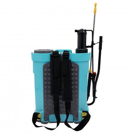 Pompe de stropit,vermorel 16L 2 in 1 ALTAI (electrica+manual) 5 bar, 12V, 8 Ah [1]