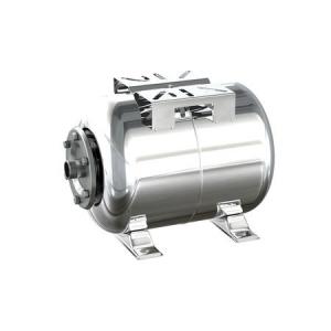 Vas de expansiune,hidrofor 24 litri, orizontal, inox0