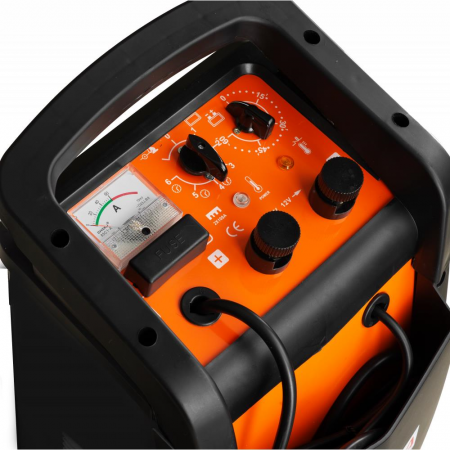 Robot de pornire auto Tatta TI600 Profesional, curent de incarcare max 50A, curent pornire 540A, putere 2.0 KW [3]
