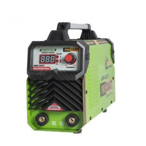 Invertor sudura MMA Procraft AWH-300T, 300A, Semi-Profesional, Diametru electrozi 1.6-4mm, Model 20201