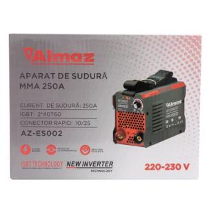 Aparat Sudura ALMAZ MMA 250A ( AZ-ES002 ) ,Invertor Model 20204