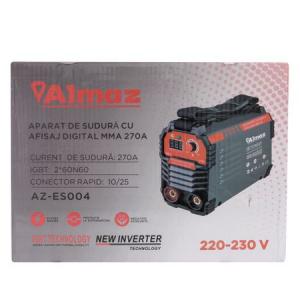 Aparat Sudura ,Invertor Digital ALMAZ 270A ( ES004 ) , Invertor Model 20204