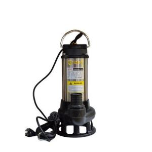 Pompa submersibila cu tocator, V1500T, 1500 W, Inox0