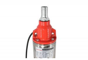 Pompa submersibila, Bobinaj 100% cupru, DDT-PROFI, QGD120-1.2 , 1.2 kW, Inox+Fonta, 3 m³/h, 120 m1