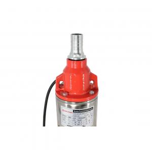Pompa submersibila, Bobinaj 100% cupru, DDT-PROFI, QGD120-1.2 , 1.2 kW, Inox+Fonta, 3 m³/h, 120 m3