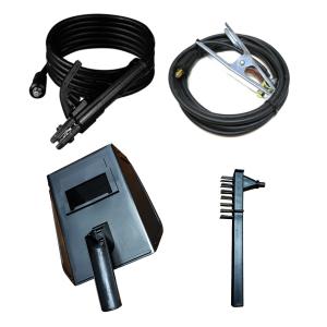 Invertor pentru sudura MIG MAG CPH 310Ah portocaliu UralMash by Campion,cablu sudura 3 metri [4]