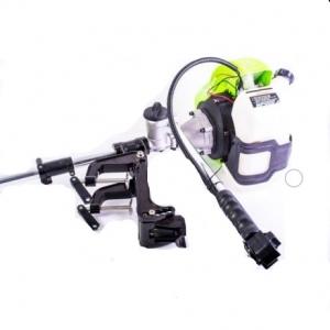 Adaptor pentru motor motocositoare pentru barca,cu elice0