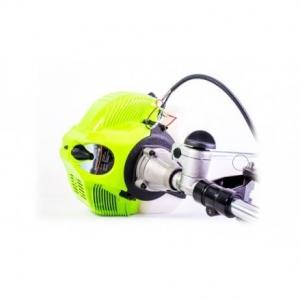 Adaptor pentru motor motocositoare pentru barca,cu elice1