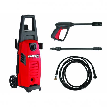 Aparat de spalat cu presiune RAIDER 1400W 10MPa 5.5L/min RD-HPC01 [2]