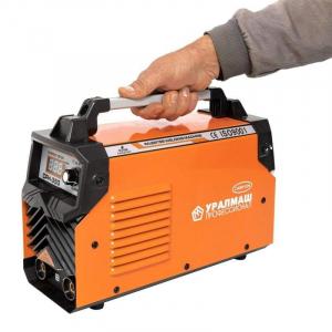Aparat de sudura / invertor CPH 295Ah portocaliu, UralMash Campion, cablu sudura 3 metri [1]
